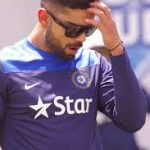 Cricket captain Virat Kohli