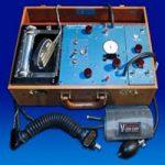 Polygraph apparatus