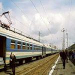 Trans Siberian line