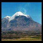 volcano Guallatiri