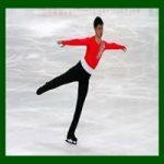 Figure skating sport