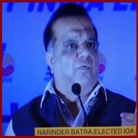 Narinder Dhruv Batra