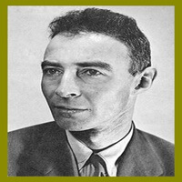 J. Robert Open Heimer